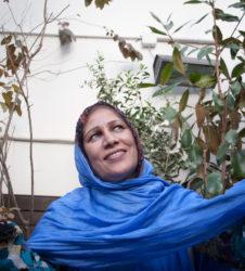 Mariem Hassan retrato entrevista