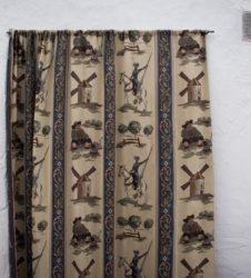 La Mancha cortina