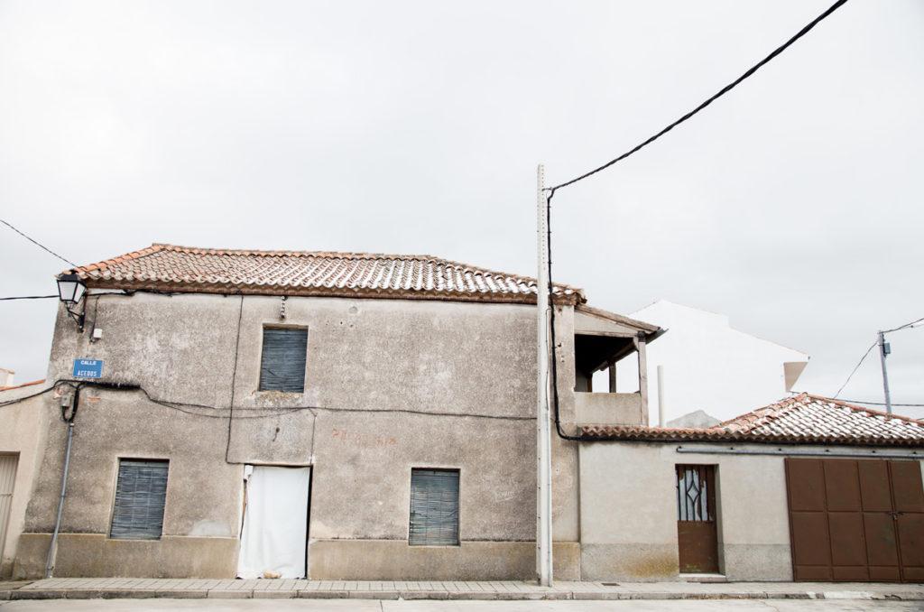 Casas Pueblo Sin Encanto