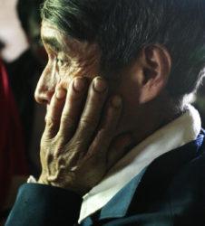 inhumacion guatemala senor observando