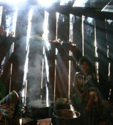 inhumacion guatemala cocina