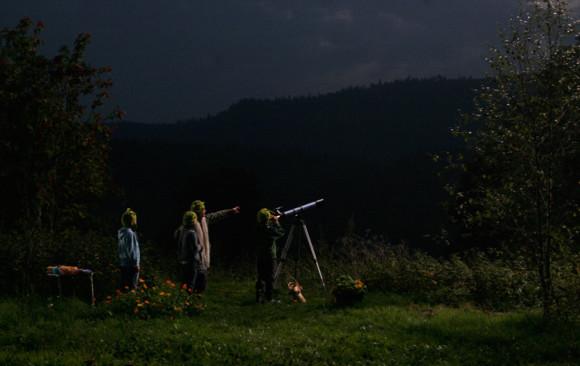 Svein og Rotta og UFO-Mysteriet (Foto Fija Cine)