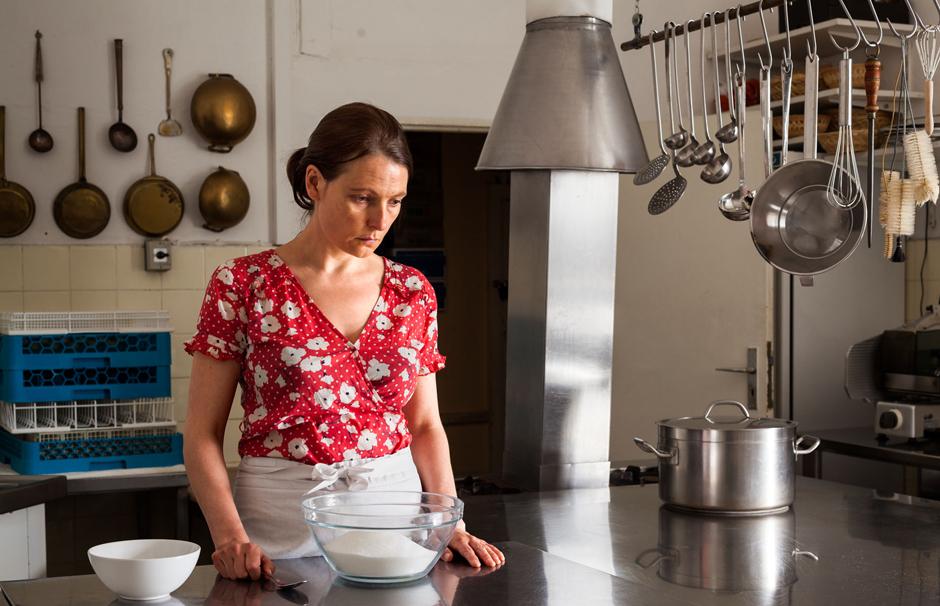 Aino Kannisto cocina