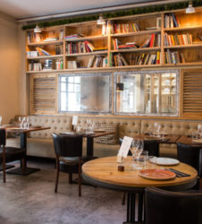 fotos restaurante Babel madrid